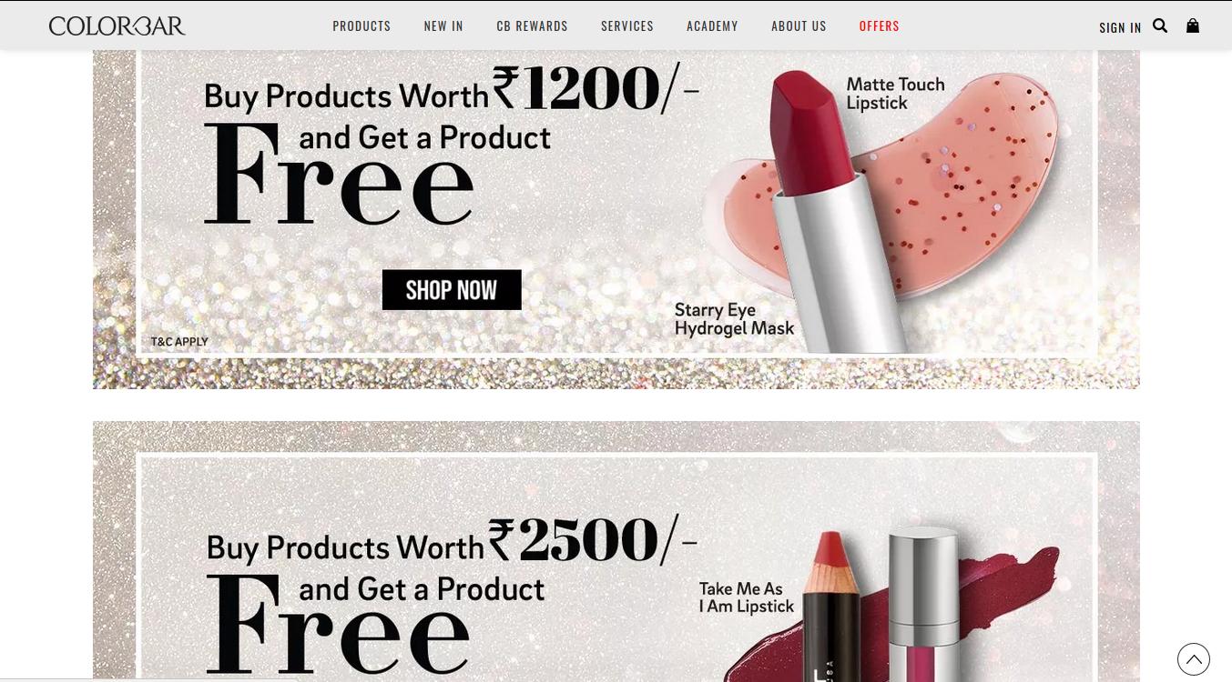 colorbar coupons