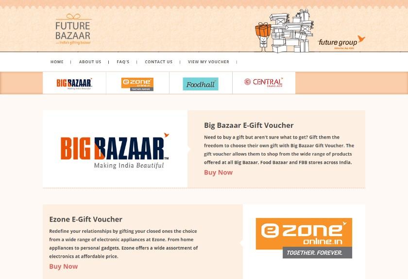 Future Bazaar