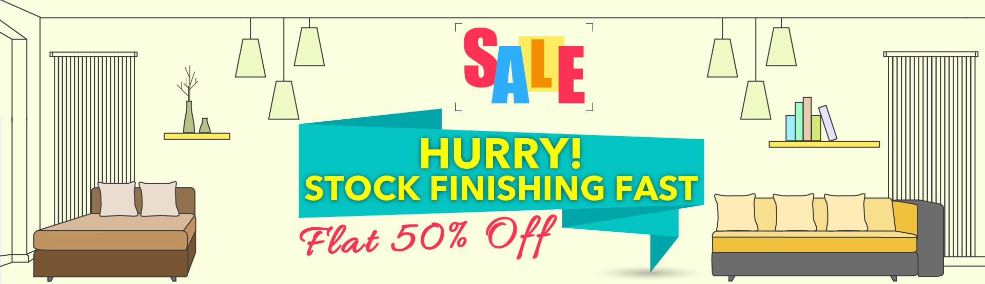 Housefull 50% Off Sale