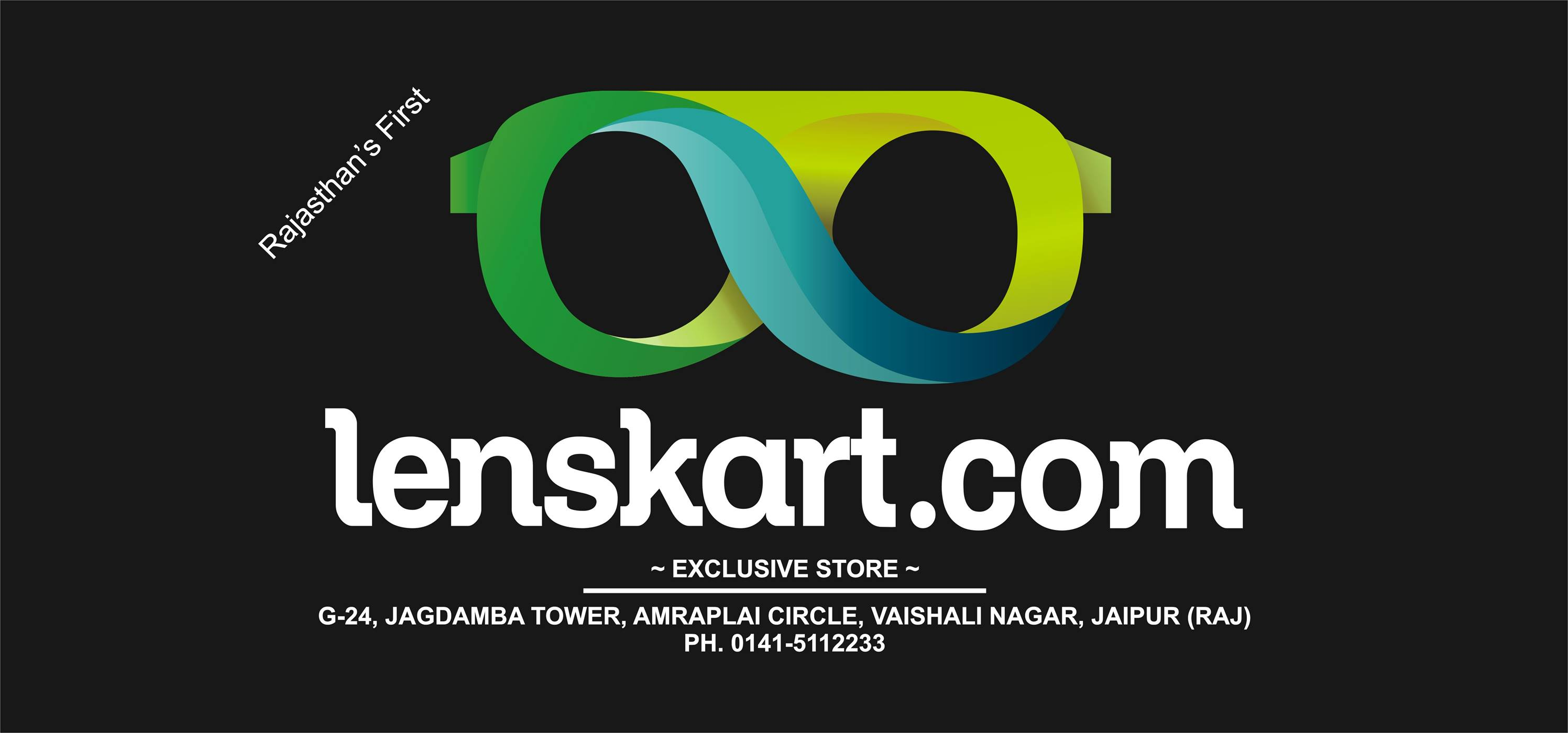 First Lenskart Store in Rajastan