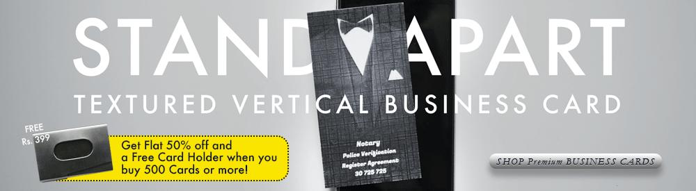 Printvenue Business Card Offer