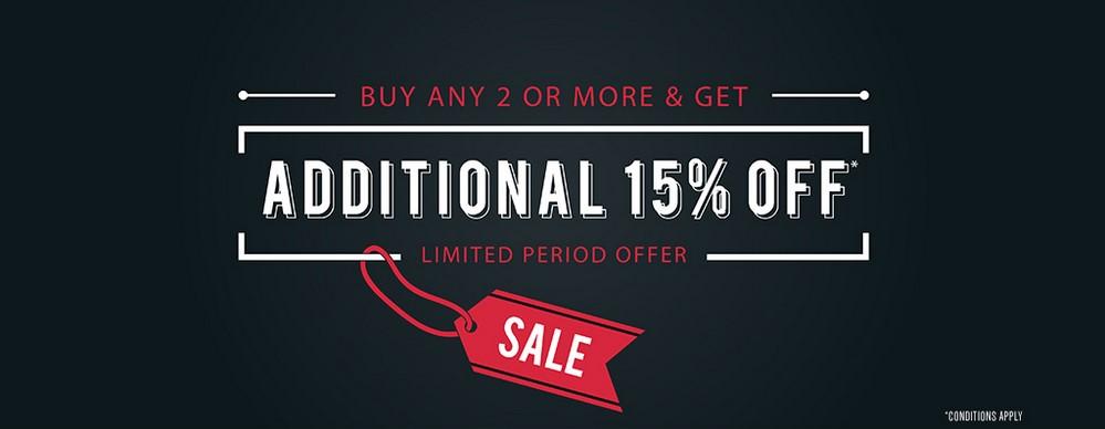 Provogue 15% Discount Coupon
